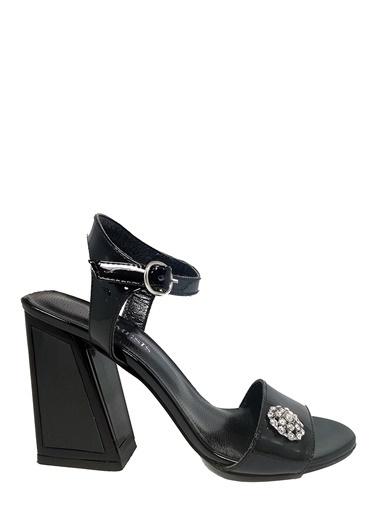Nemesis Shoes Sandalet Siyah